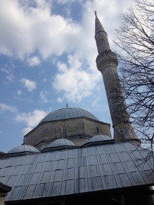 Koski Mehmet-Pasha Mosque.