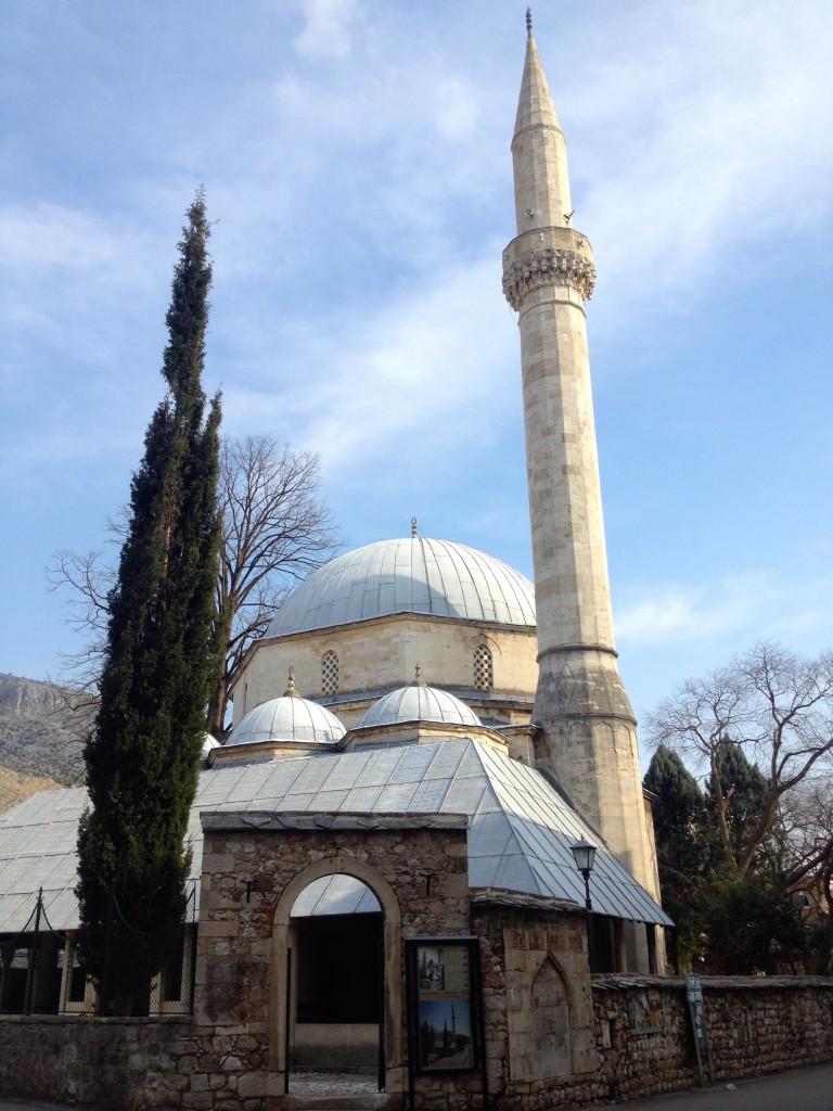 Karadozbeg Mosque.