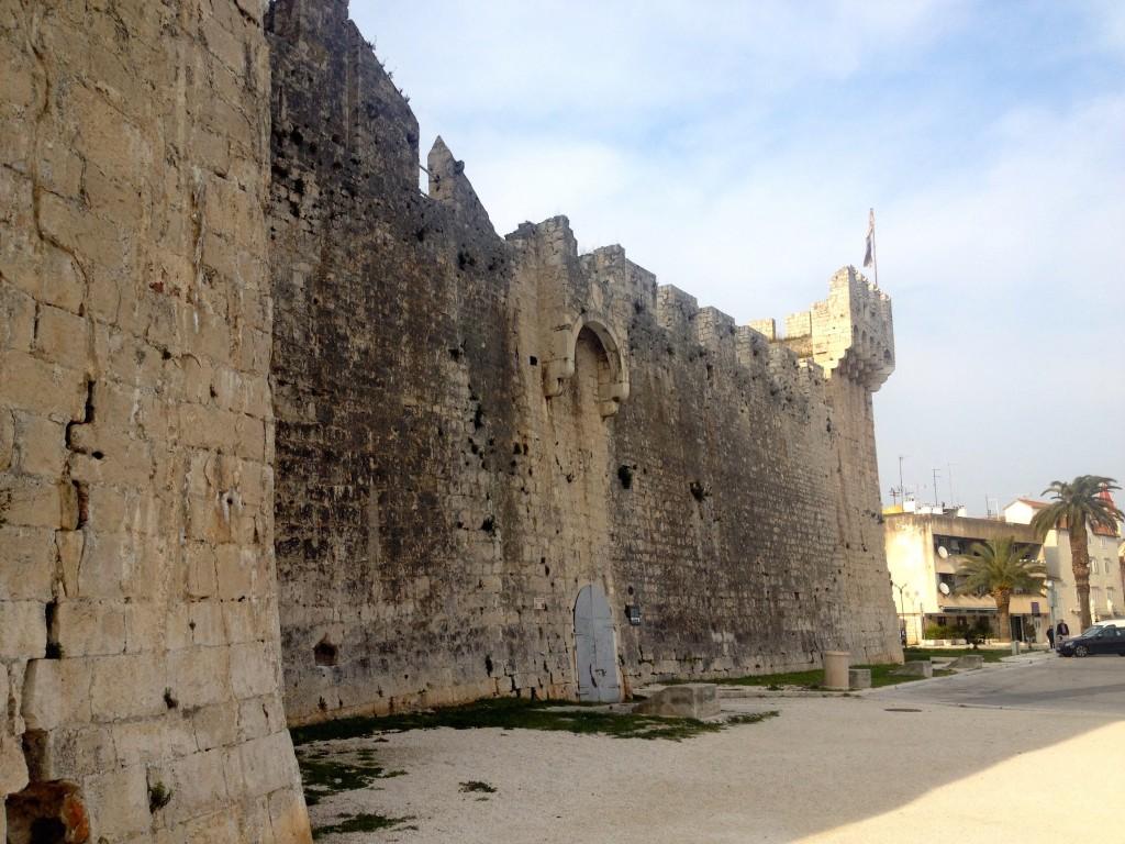 Trogir's Fortress