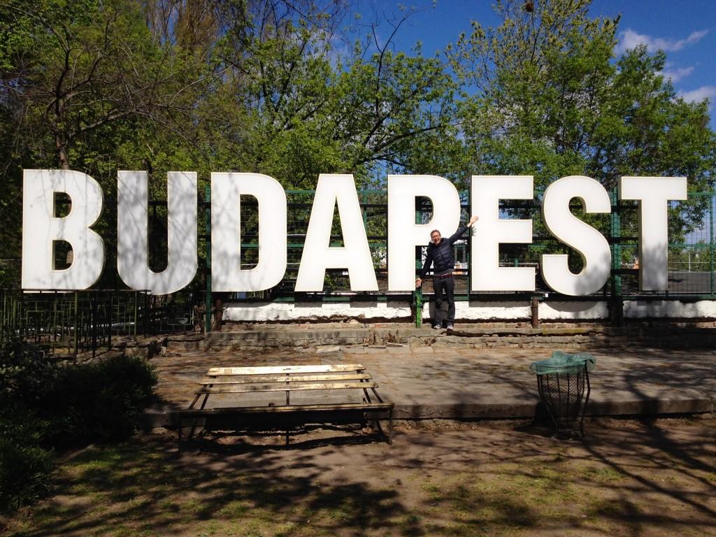 We Love Budapest!