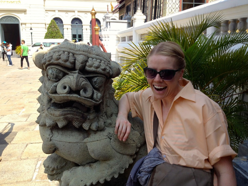 Perhaps one of my finest. This is at The Grand Palace in Bangkok, Thailand.