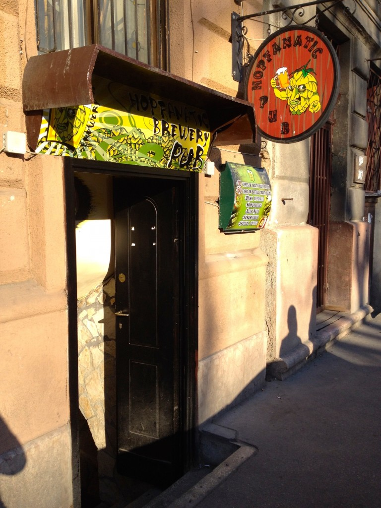 Hopfanatic Pub in Budapest